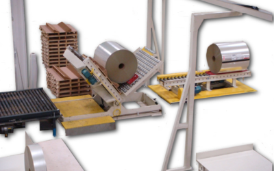 Rolled Products End of Line Automation